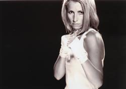 Pesuth Rita - hatszoros kick-boksz világbajnokunk